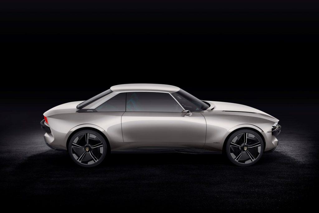 Peugeot E Legend Concept Die Zukunft Des Modernen Fahrens